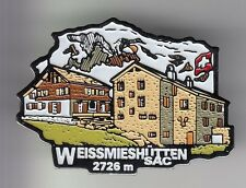 RARE PINS PIN'S .. TOURISME SUISSE SWIZERLAND MONTAGNE CHALET WEISSMIESHUTTE ~DC