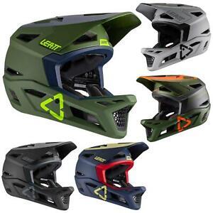 Leatt Fullface Helm DBX 4.0 Downhill Freeride Enduro Cross Mountainbike Trail