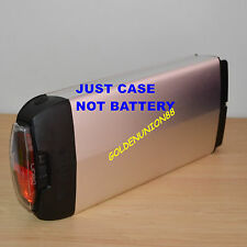 Aluminum CASE for 24V 36V e-bike EB electric bike bicycle battery flat type DIY