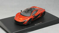 Autoart McLaren P1 in Volcano Orange 2013 56012 1/43 NEW