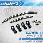 """""""Husky Link"""" Hi-Clearance Steering Links for SCX10 III JL Wrangler/ JT Gladiator"""