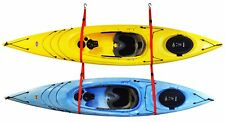 Malone Auto Racks SlingTwo™ Double Kayak Storage System