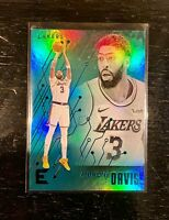 2019-20 PANINI CHRONICLES Essentials GREEN ANTHONY DAVIS #232 - LAKERS