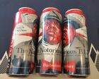 Budweiser Notorious BIG NYC Exclusive Cans, Empty Cans, Lot of 3 Cans