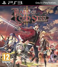 The Legend of Heroes: Trails of Cold Steel 11 (2) (PS3) NEW SEALED