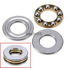 5PCS Axial Ball Thrust Bearing thrust needle roller bearing 8*16*5mm F8-16M UK