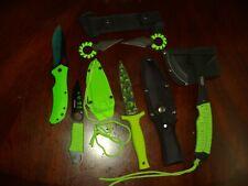 Wholesale Lot of 5 Zombie killer knife set