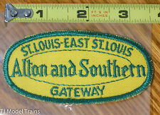 Patch #166 St. Louis-East St. Louis Alton and Southern Gateway( Railroad Patch )