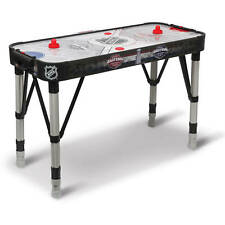 Air Hockey Table 54 in. Powered Store LED Score Adjustable Arcade Game Room
