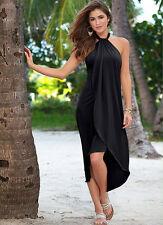 Women's Summer Boho Long Maxi Dress Evening Cocktail Party Beach Dress Sundress