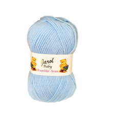 Aran Baby Wool, Baby Rambler From Jarol, Knitting & Crotchet Yarn , 11 Colours