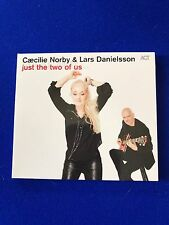 NEW Caecilie Norby Lars Danielsson Just the two of Us Jazz CD Promo Copy 2015