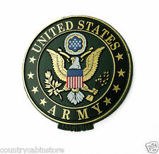 US Army United States Fridge Magnet - Made in the USA 2 and 3/4 inches
