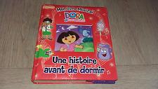 Dora l'exploratrice ; une histoire avant de dormir