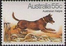 Australia - 1980 - Australian Dog - Australian Kelpie - Mnh Stamp - Sc. #731