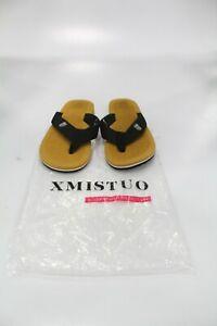 Xmistuo Men's Thong Flip Flop Sandals New!