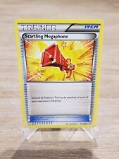 Startling Megaphone - 97/106 - NM/M - FlashFire Pokemon Card