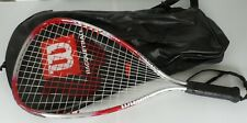 Wilson Dimension Titanium Long String Racquetball Racquet with Cover