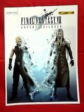 Final Fantasy VII 7 Advent Children High rank Piano Sheet Music Collection Book