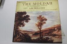 LP- Smetana  The moldau La moldava -Ouverture- op. 2 -Franz Liszt -I preludi