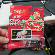 Coca-Cola 2004 Vintage Collector's Edition 1932 Ford Highboy Moc Nice Cars!