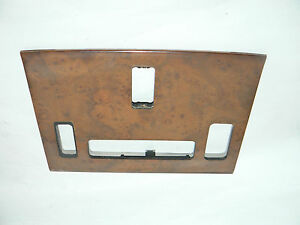 Mercedes AC Climate Control Panel 560sl sl 107 w107 380 r107 280 wood