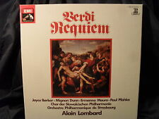 G. Verdi - Requiem / Lombard     2 LP-Box
