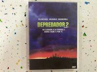 DEPREDADOR 2 ESPAÑOL INGLES ALEMAN DVD STEPHEN HOPKINS PREDATOR 2