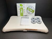 Nintendo Wii Fit Plus Balance Board Tested FAST SHIPPING