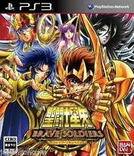 Used PS3 Saint Seiya Brave Soldiers SONY PLAYSTATION 3 JAPAN JAPANESE IMPORT