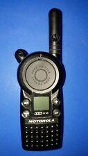 Mint Motorola Cls1110 Uhf Business 2 Way Radios Walkie Talkie 1 Watt 1 Channel