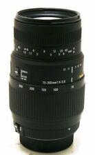 Sigma Macro/Close Up Camera Lenses