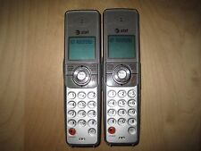 Lot of 2 At&T Sl82318 1.9 Ghz Cordless Expansion Handset Phone