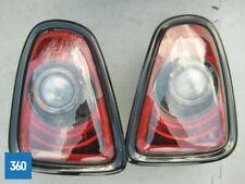 MINI GENUINE REAR LH RH LIGHT LAMP BLACK LINE LIGHT PACK 63212225649 63212225670