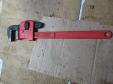 """rothenberger 18 """" pipe wrench"""