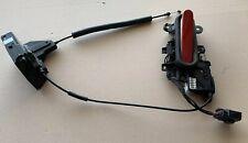 Genuine Jaguar Ftype LHD LH Door Handle And Dead Lock Mechanism T2R1092CAH Red