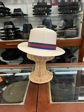 Optimo Straw Hat Made In USA By Capas Size Medium