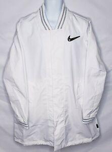 $240 Mens Nike SuperBowl Jacket LIV Media Night Onfield BQ9304 White NWT SZ 2XL