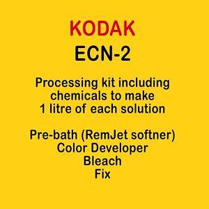 ECN-2 processing kit 1 liter for Kodak Vision 50D 250D 200T 500T or Fuji Eterna