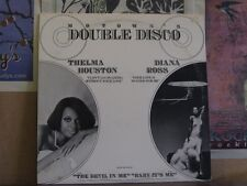 "MOTOWN'S DOUBLE DISCO 12"" SINGLE - THELMA HOUSTON ROSS"