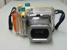 Canon PowerShot A620 7.1 MP Camera w/ WP-DC90 waterproof case, 2GB SD card