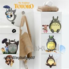 My Neighbor Totoro Decals Removable Wall Stickers Kids Mural Birthday Gift Decor