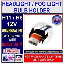 H11 HEADLIGHT / FOG LIGHT CAR BULB HOLDER 12V