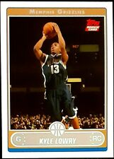 2006-07 Topps #226 Kyle Lowry RC Rookie