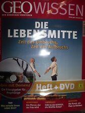 GEO Wissen Nr. 50/Die Lebensmitte/Leben mit Demenz/Heft + DVD