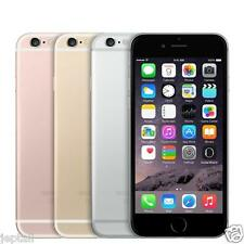 "Apple iPhone 6S 4.7"" 128gb Rose Gold Smartphone Mobile Phone Brand New Jeptall"