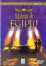 Misterios de Egipto. Imax. DVD