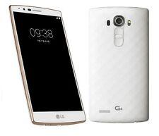 LG White Mobile Phones