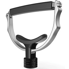 More details for d'addario planet waves accessories self-centering cradle capo