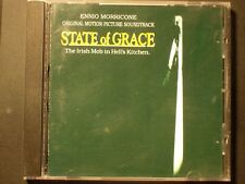 ENNIO MORRICONE STATE OF GRACE SOUNDTRACK CD (VERY GOOD+ CONDITION)